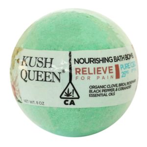 Relieve CBD Bath Bomb
