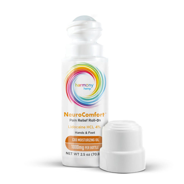 Harmony Hemp CBD NeuroComfort Relief Roll-on – 1000mg