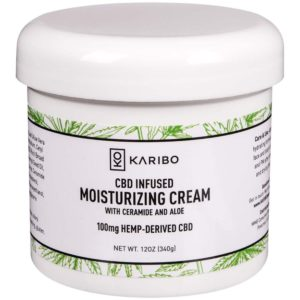 KARIBO CBD Infused Moisturizing Cream