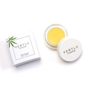 Vertly CBD Infused Lip Balm 25mg