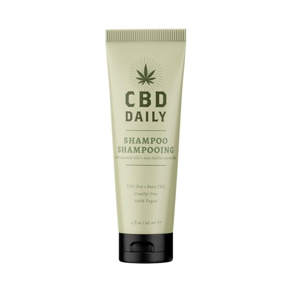 CBD Daily Shampoo - Mint 2oz