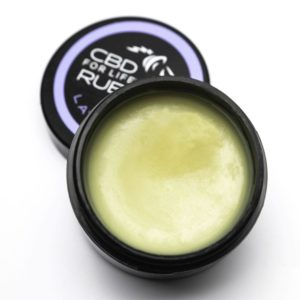 CBD For Life CBD Rub - Lavender 120mg 2