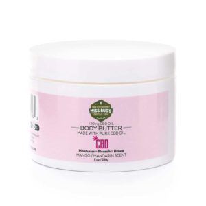 Miss Bud's CBD Body Butter 120mg